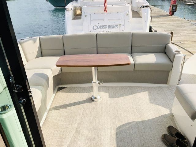 2021 Tiara Yachts boat for sale, model of the boat is 49Coupe & Image # 10 of 48