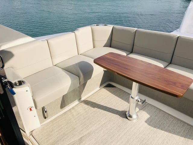 2021 Tiara Yachts boat for sale, model of the boat is 49Coupe & Image # 11 of 48