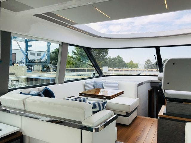 2021 Tiara Yachts boat for sale, model of the boat is 49Coupe & Image # 23 of 48