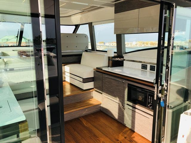 2021 Tiara Yachts boat for sale, model of the boat is 49Coupe & Image # 28 of 48