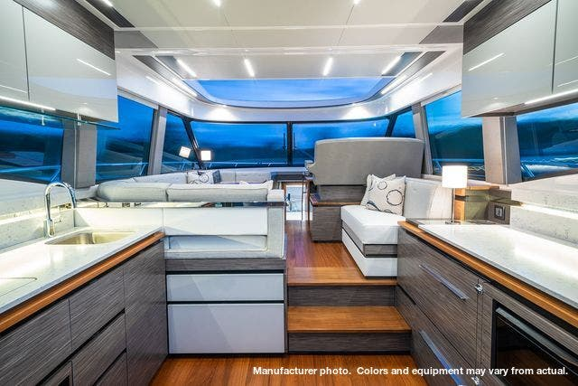 2021 Tiara Yachts boat for sale, model of the boat is 49Coupe & Image # 4 of 17
