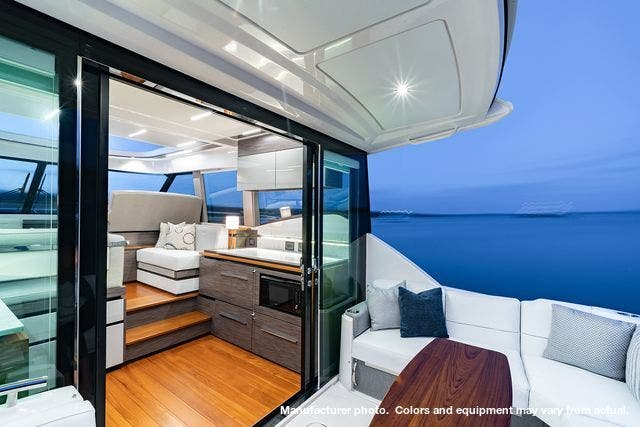 2021 Tiara Yachts boat for sale, model of the boat is 49Coupe & Image # 6 of 17