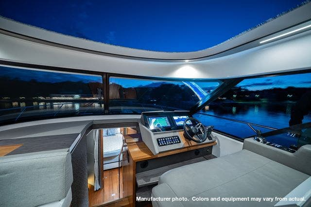 2021 Tiara Yachts boat for sale, model of the boat is 49Coupe & Image # 8 of 17