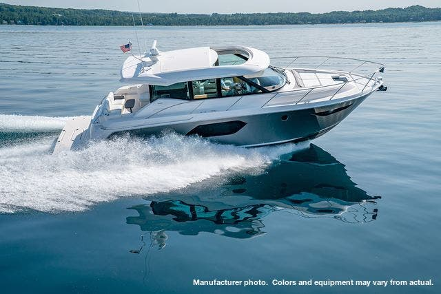 2021 Tiara Yachts boat for sale, model of the boat is 49Coupe & Image # 15 of 17