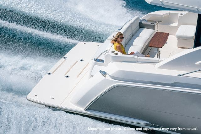2021 Tiara Yachts boat for sale, model of the boat is 49Coupe & Image # 16 of 17