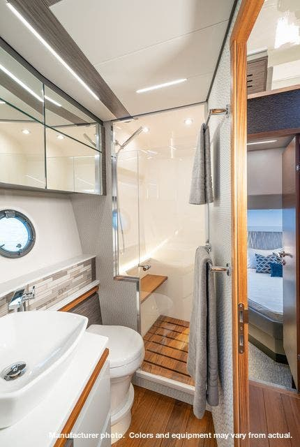 2021 Tiara Yachts boat for sale, model of the boat is 49Coupe & Image # 17 of 17