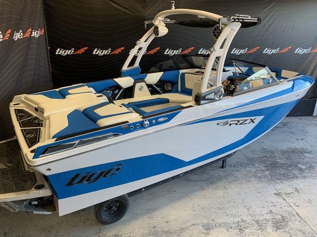 2021 Tige boat for sale, model of the boat is 20-RZX & Image # 4 of 4