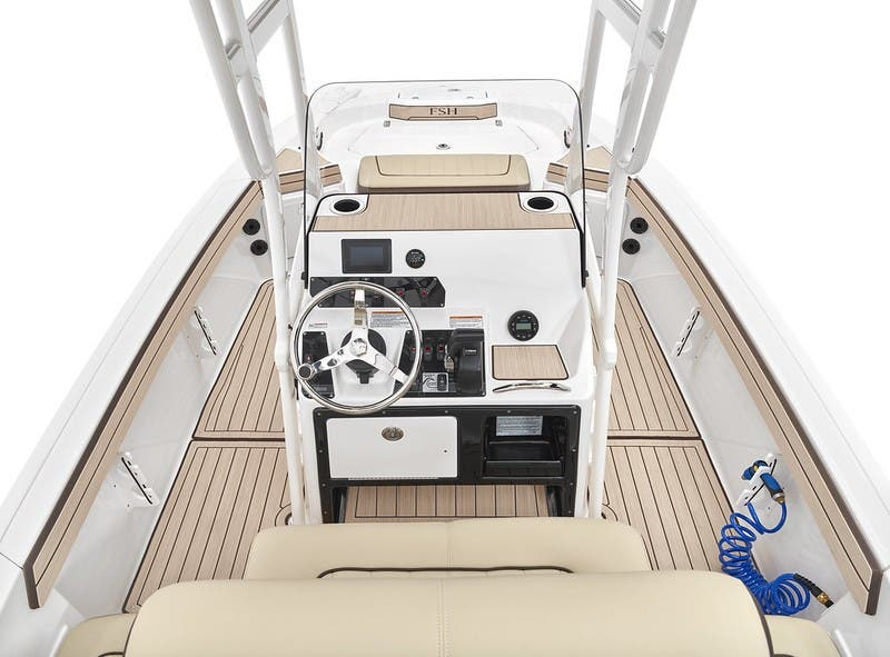 2021 Yamaha boat for sale, model of the boat is 195 FSH & Image # 8 of 11