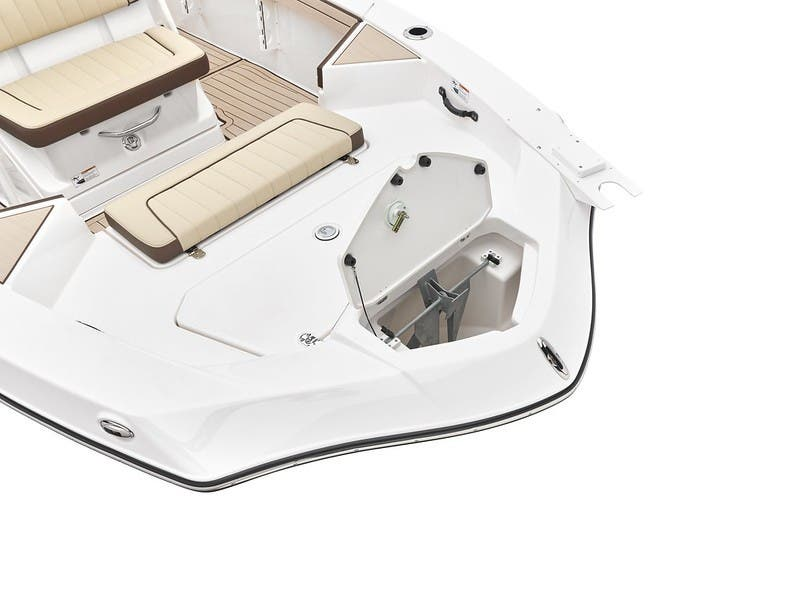 2021 Yamaha boat for sale, model of the boat is 195 FSH & Image # 5 of 11