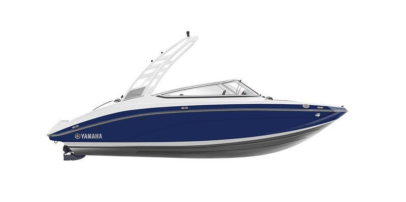 2021 Yamaha boat for sale, model of the boat is 195S & Image # 5 of 11