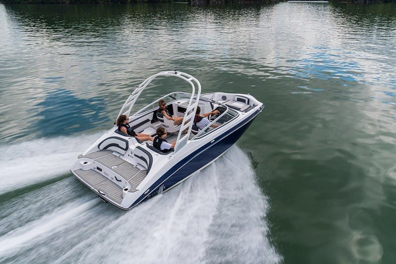 2021 Yamaha boat for sale, model of the boat is 195S & Image # 4 of 11