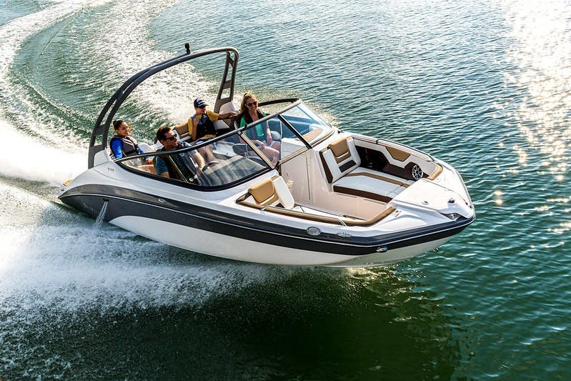 2021 Yamaha boat for sale, model of the boat is 212 & Image # 13 of 15