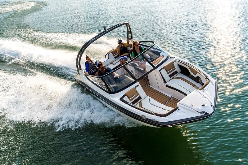 2021 Yamaha boat for sale, model of the boat is 212se & Image # 3 of 14