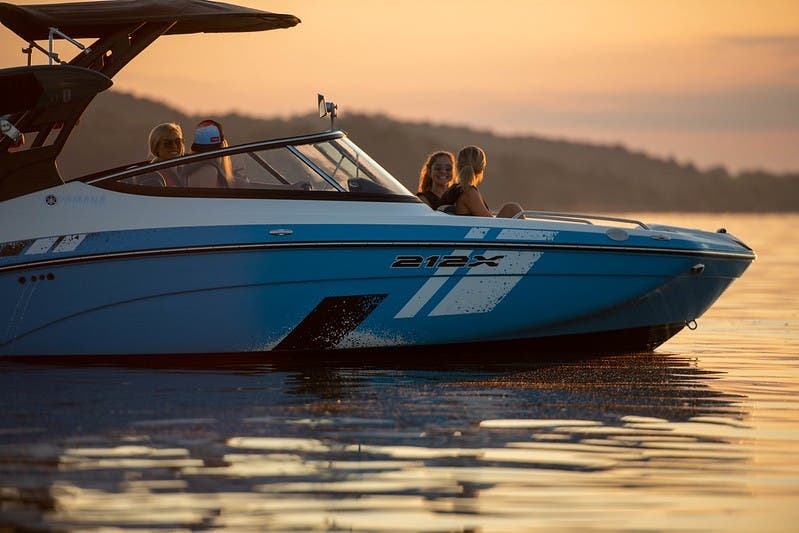 2021 Yamaha boat for sale, model of the boat is 212XE & Image # 4 of 11