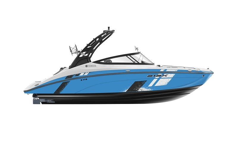 2021 Yamaha boat for sale, model of the boat is 212 XE & Image # 11 of 11