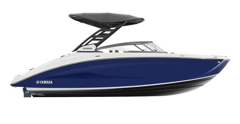 2021 Yamaha boat for sale, model of the boat is 252 & Image # 4 of 12