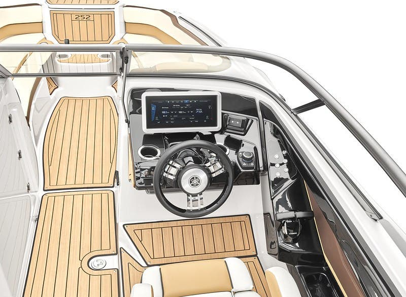 2021 Yamaha boat for sale, model of the boat is 252 & Image # 6 of 12