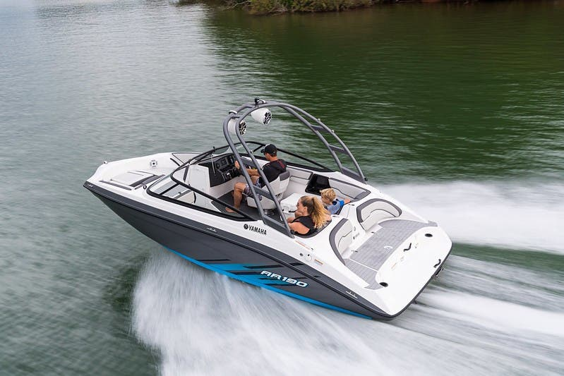 2021 Yamaha boat for sale, model of the boat is AR & Image # 3 of 13