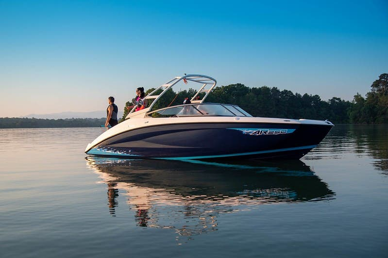 2021 Yamaha boat for sale, model of the boat is AR250 & Image # 3 of 12
