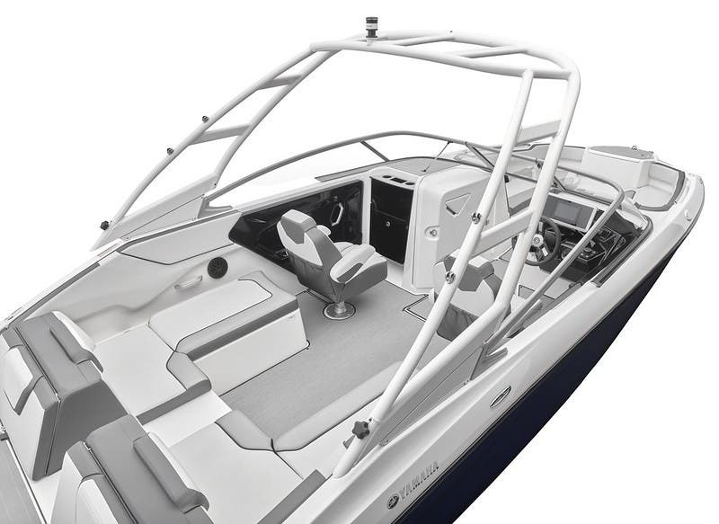 2021 Yamaha boat for sale, model of the boat is AR250 & Image # 7 of 12