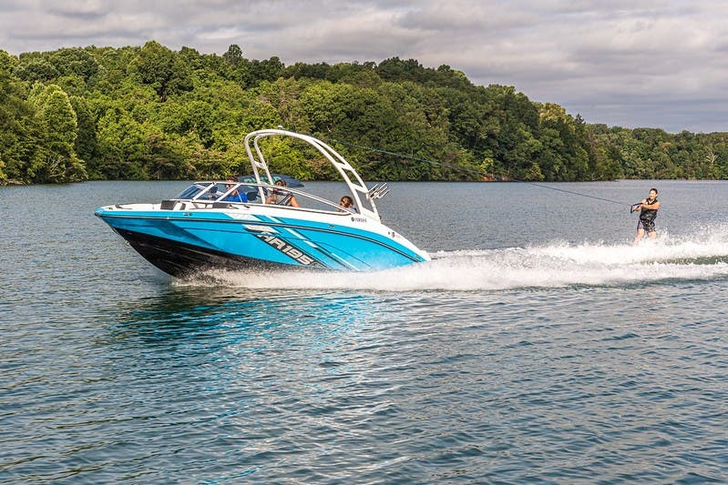 2021 Yamaha boat for sale, model of the boat is Ar195 & Image # 4 of 13