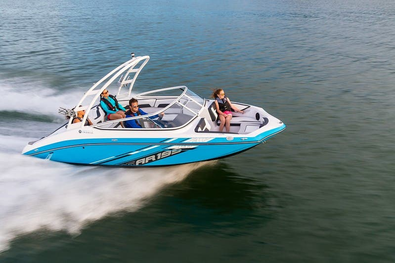 2021 Yamaha boat for sale, model of the boat is Ar195 & Image # 6 of 13
