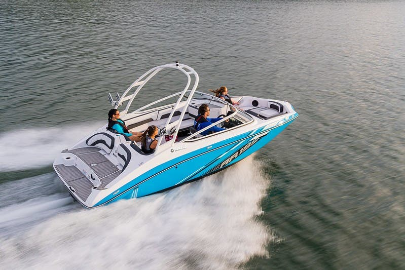 2021 Yamaha boat for sale, model of the boat is AR & Image # 5 of 13