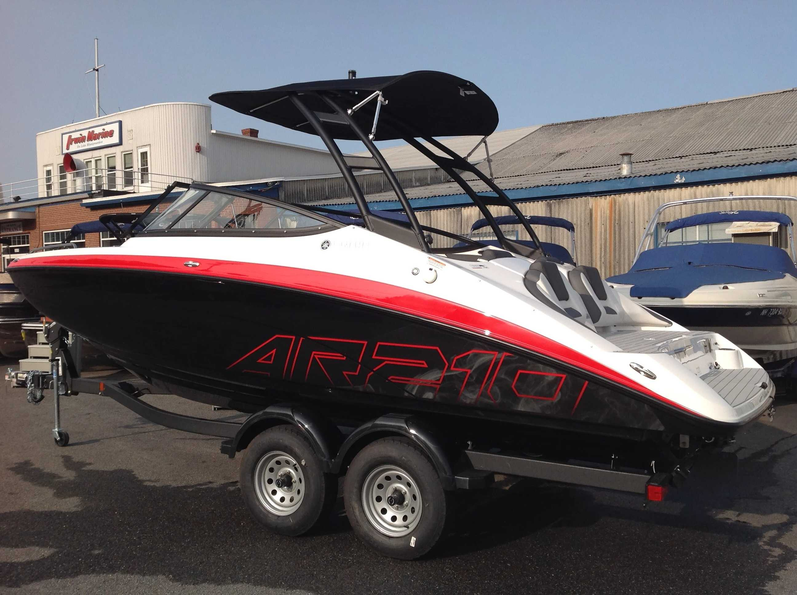 2021 Yamaha boat for sale, model of the boat is Ar210 & Image # 9 of 9