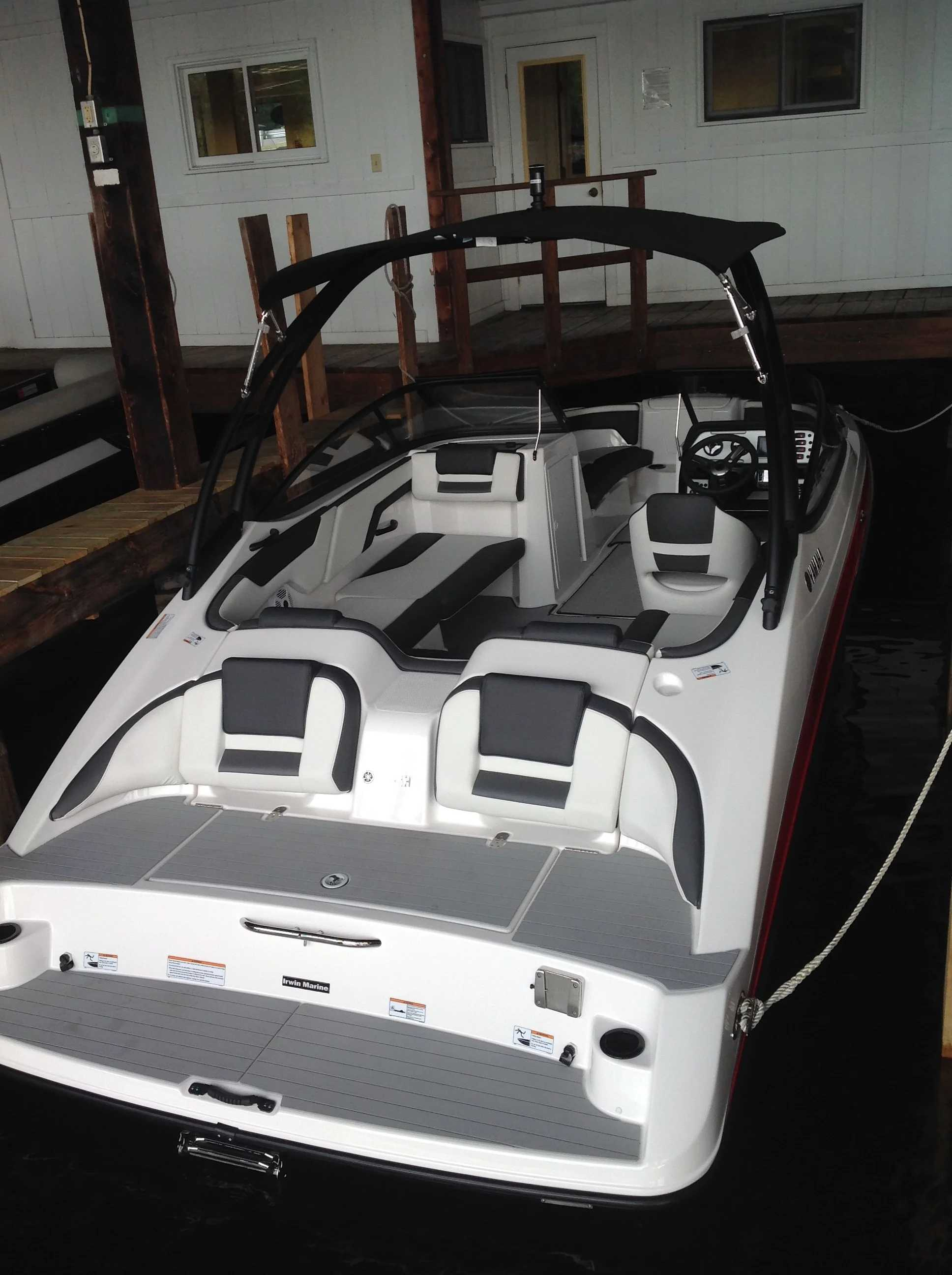 2021 Yamaha boat for sale, model of the boat is Ar210 & Image # 3 of 12