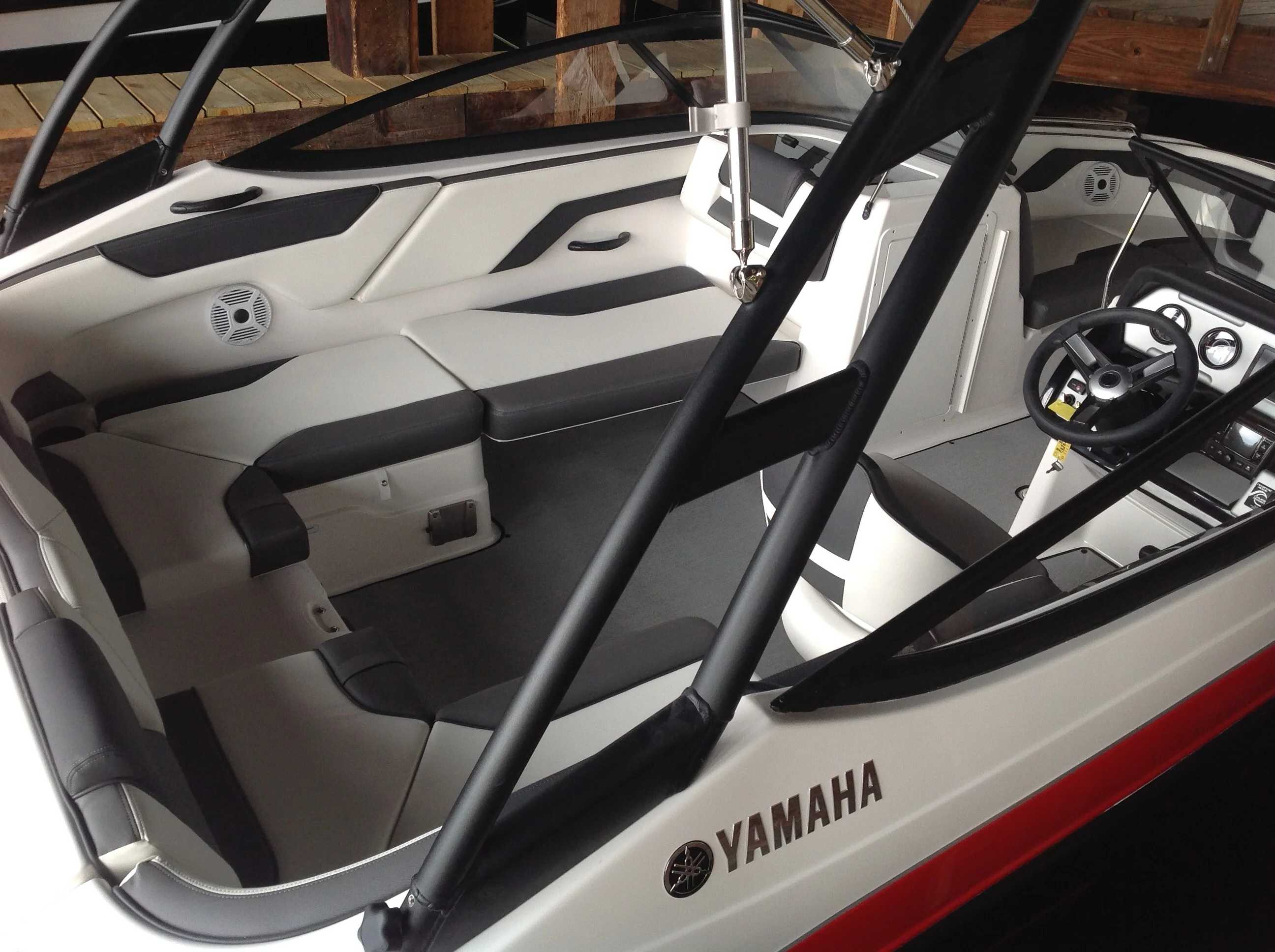 2021 Yamaha boat for sale, model of the boat is Ar210 & Image # 4 of 12