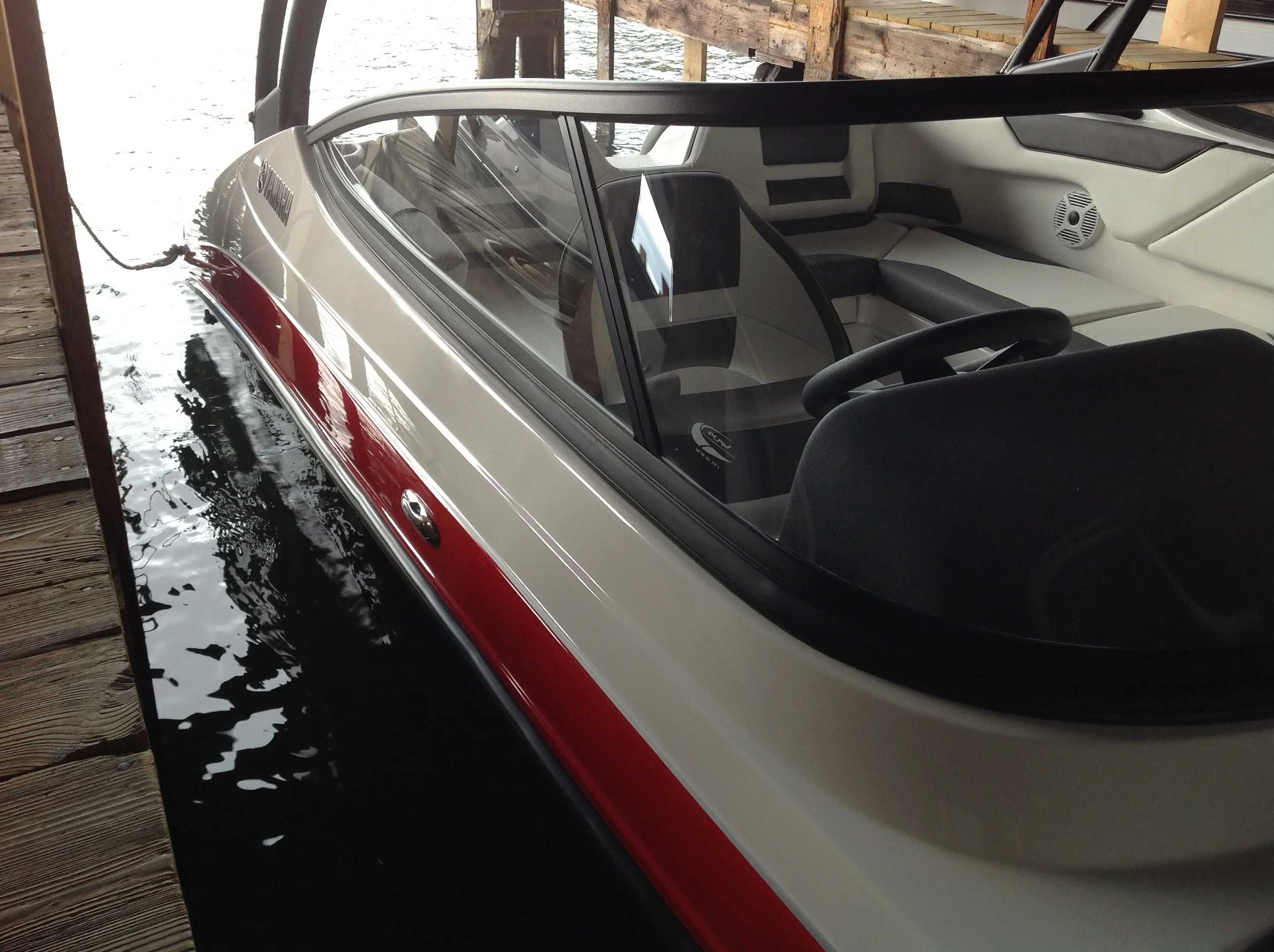2021 Yamaha boat for sale, model of the boat is Ar210 & Image # 9 of 12