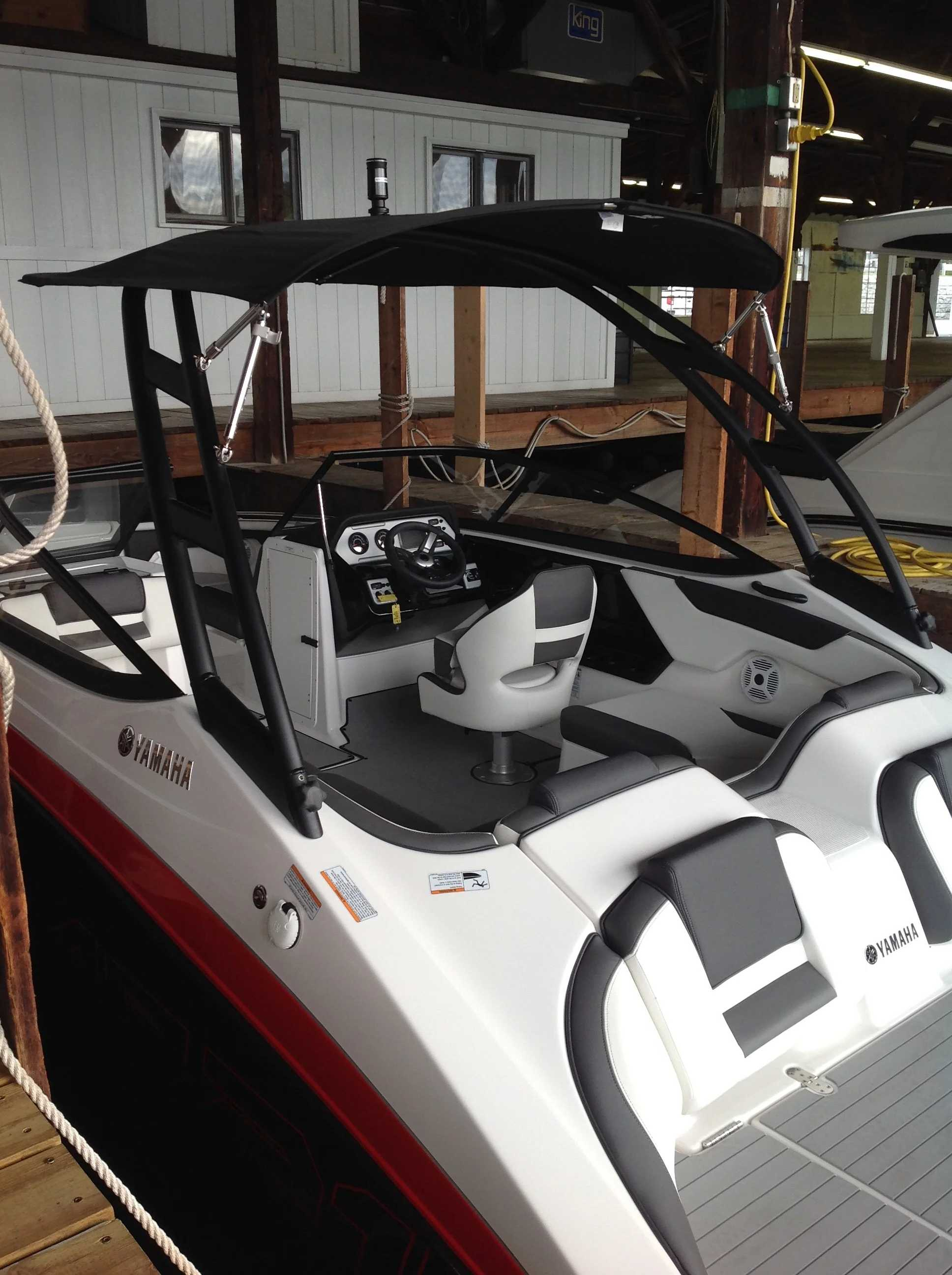 2021 Yamaha boat for sale, model of the boat is Ar210 & Image # 12 of 12