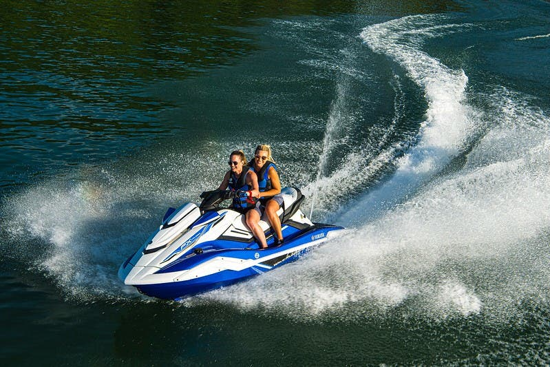 2021 Yamaha boat for sale, model of the boat is FX & Image # 5 of 8
