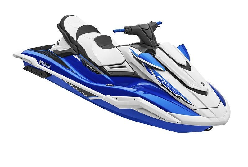 2021 Yamaha boat for sale, model of the boat is FX & Image # 4 of 8
