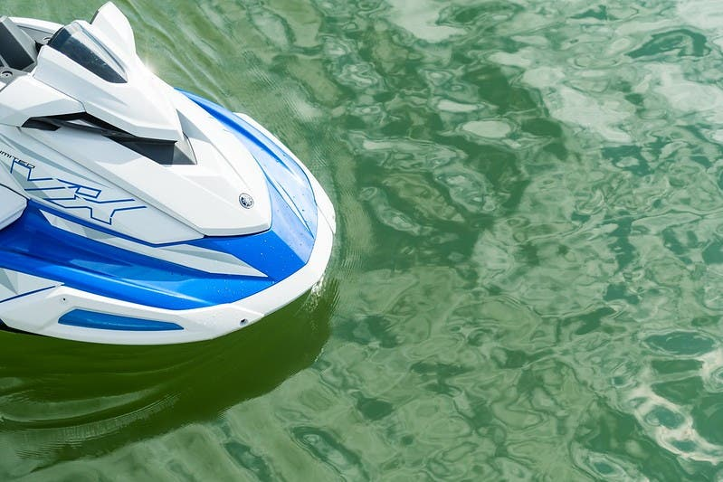 2021 Yamaha boat for sale, model of the boat is VX Limited & Image # 9 of 11