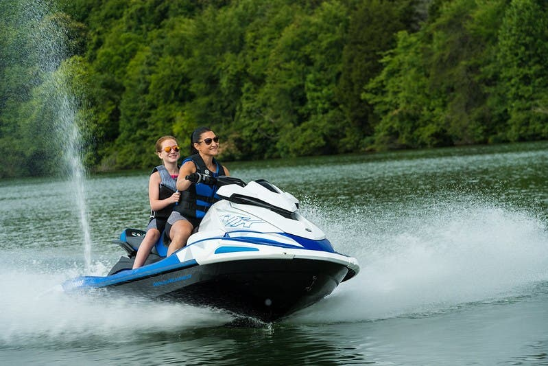 2021 Yamaha boat for sale, model of the boat is VX Limited & Image # 3 of 11