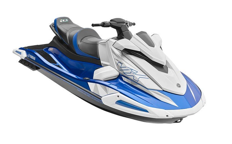 2021 Yamaha boat for sale, model of the boat is VX Limited & Image # 5 of 11