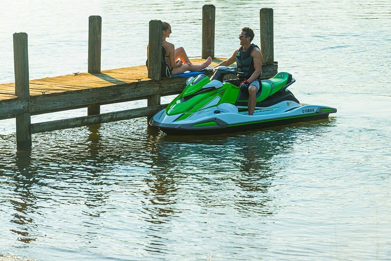 2021 Yamaha boat for sale, model of the boat is VX Cruiser A & Image # 7 of 7