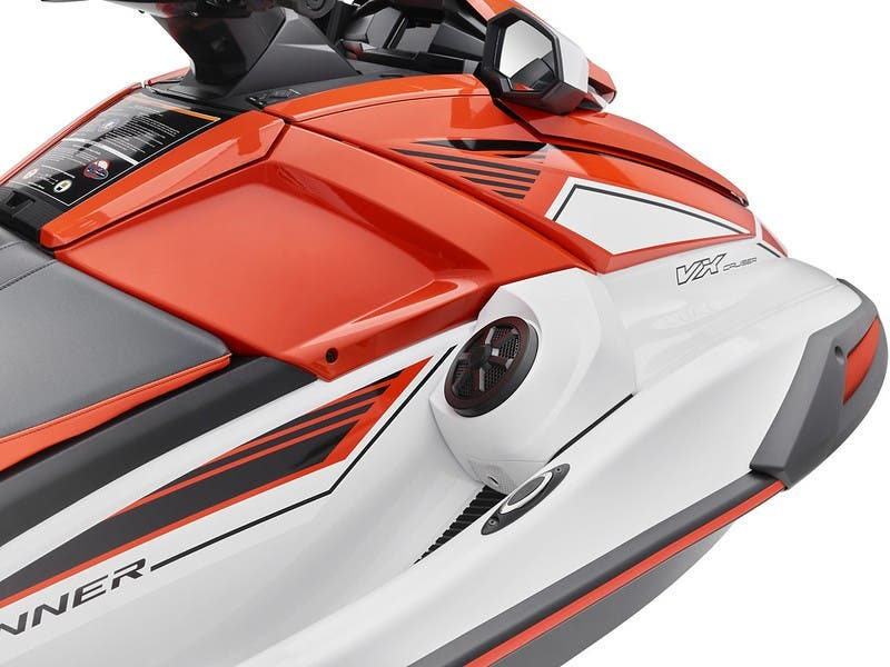 2021 Yamaha boat for sale, model of the boat is VX Cruiser A & Image # 5 of 7