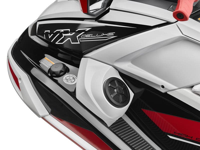 2021 Yamaha boat for sale, model of the boat is VX Deluxe & Image # 10 of 12
