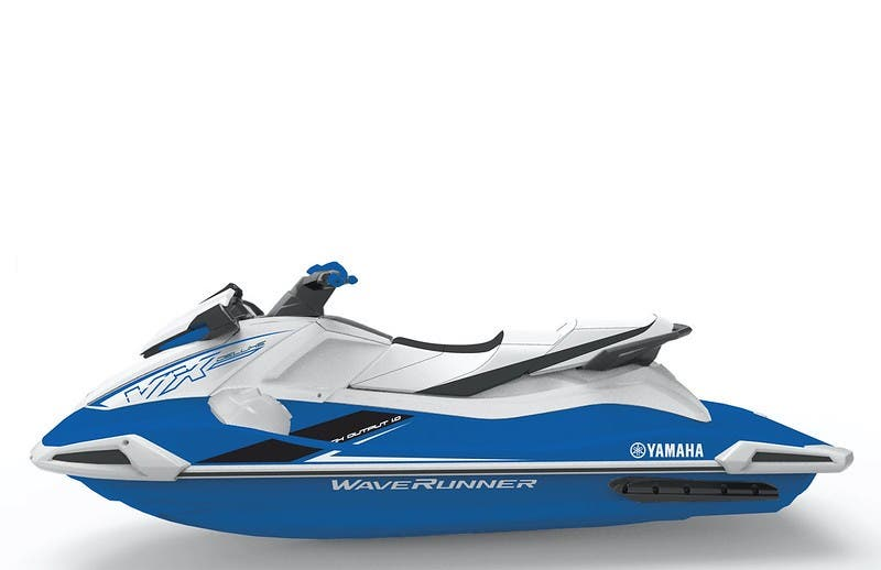 2021 Yamaha boat for sale, model of the boat is VX Deluxe & Image # 6 of 12