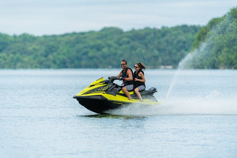 2021 Yamaha boat for sale, model of the boat is VX Cruiser HO & Image # 4 of 10
