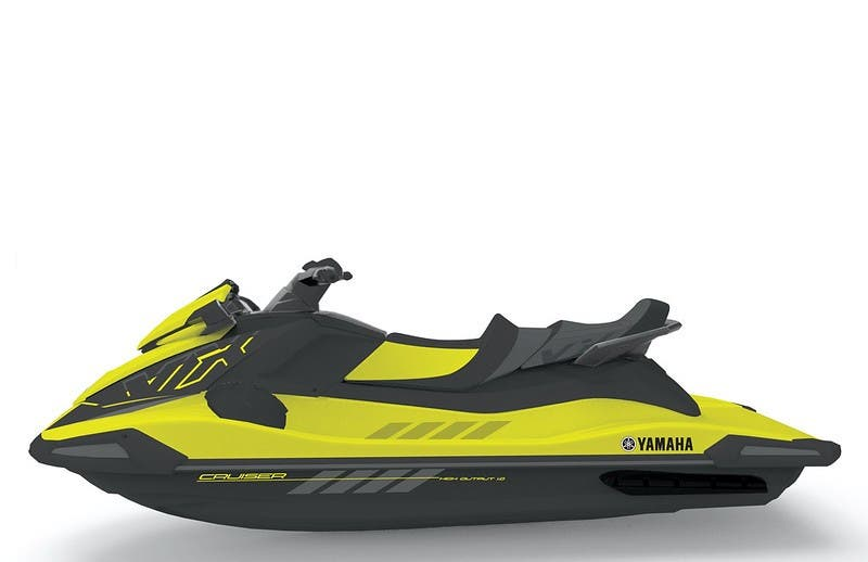 2021 Yamaha boat for sale, model of the boat is Vx Cruiser Ho & Image # 7 of 10
