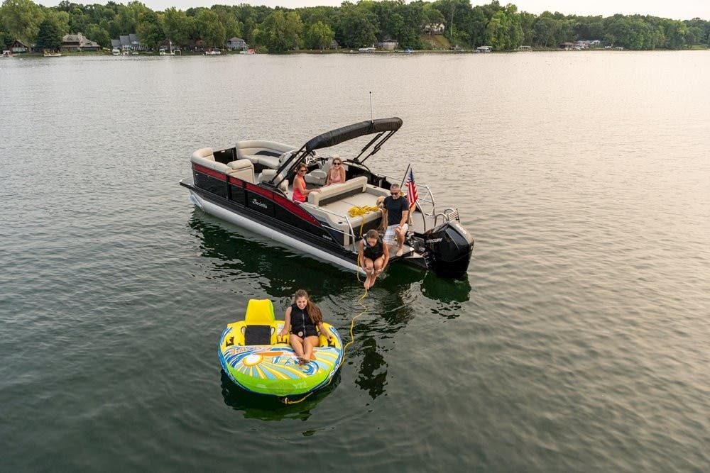 2022 Barletta boat for sale, model of the boat is C22UC & Image # 5 of 12