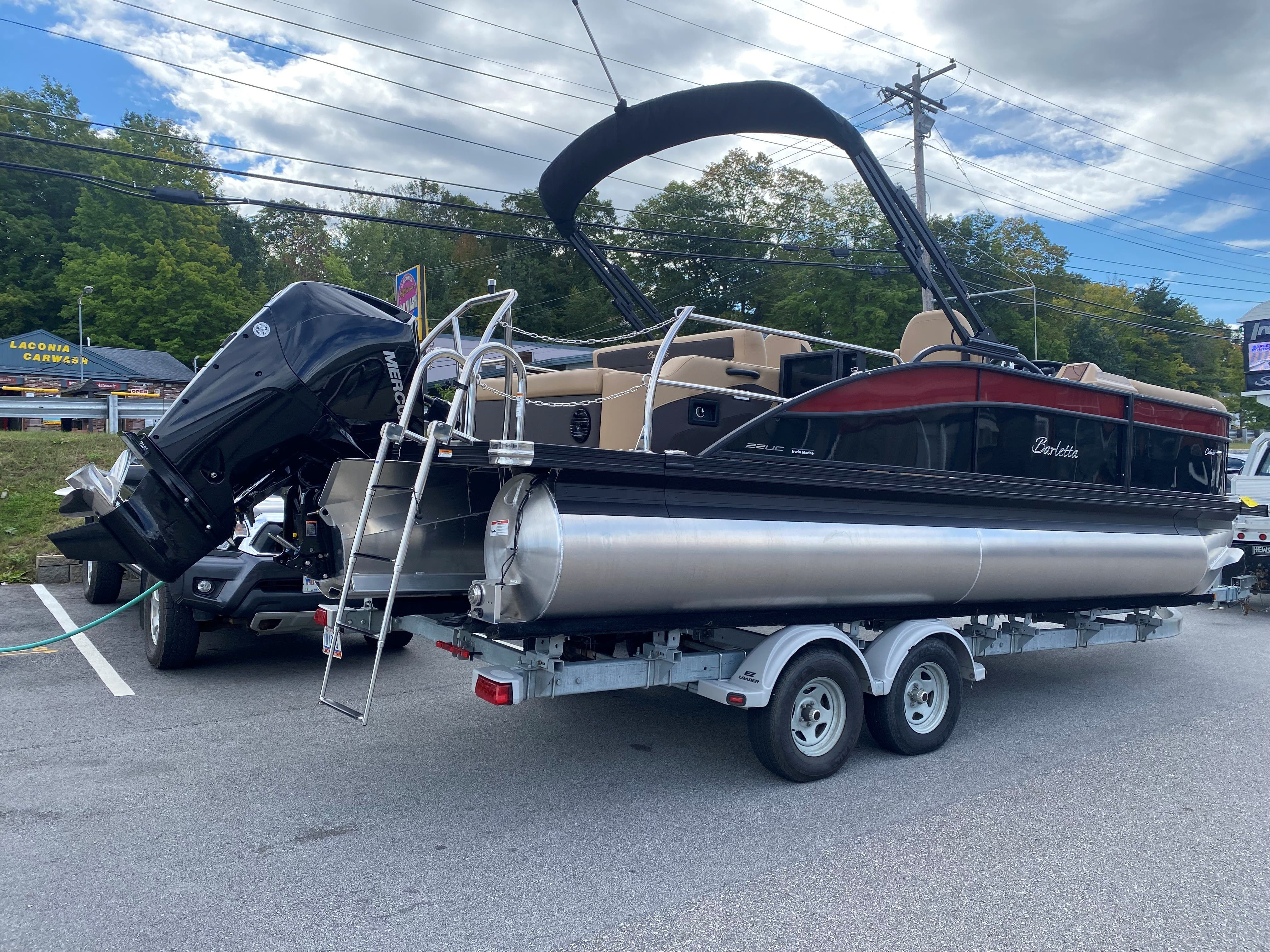 2022 Barletta boat for sale, model of the boat is C22UC & Image # 3 of 12
