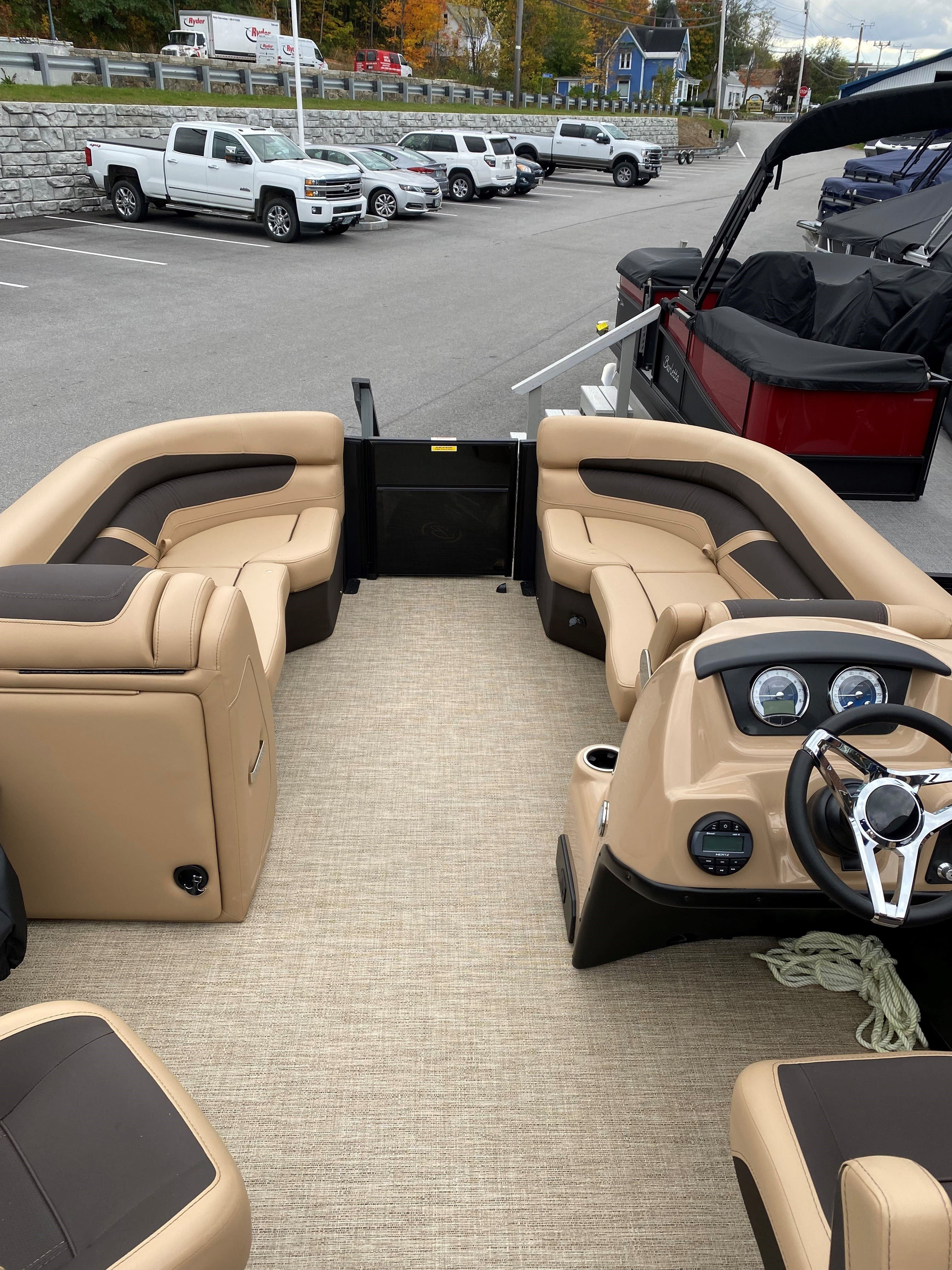 2022 Barletta boat for sale, model of the boat is C22UC & Image # 9 of 12