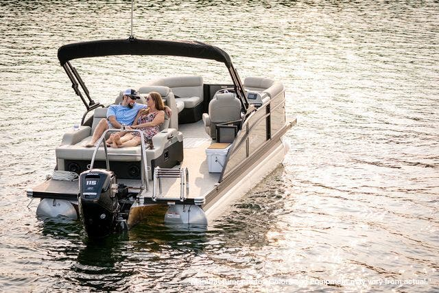 2022 Barletta boat for sale, model of the boat is Cabrio22UC & Image # 3 of 6