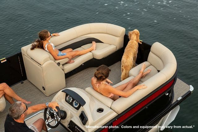 2022 Barletta boat for sale, model of the boat is Cabrio22UC & Image # 4 of 6