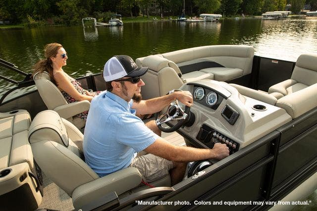 2022 Barletta boat for sale, model of the boat is Cabrio22UC & Image # 6 of 6