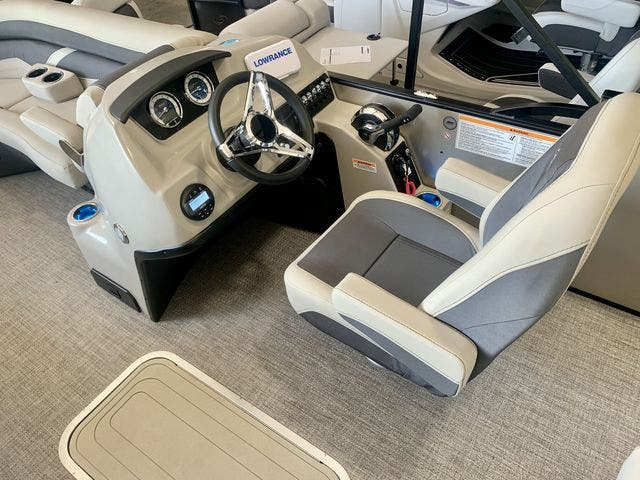 2022 Barletta boat for sale, model of the boat is C22UCTT & Image # 9 of 26